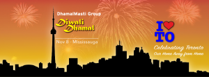 Diwali Party in Mississauga