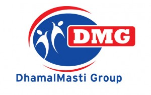 DhamalMastiGroup (DMG) logo